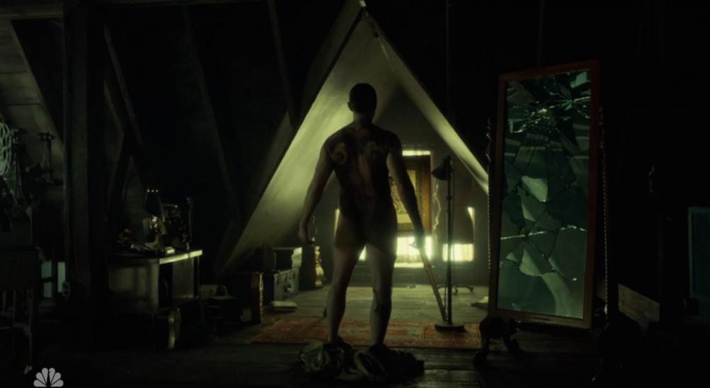 Hannibal: Richard Armitage nei panni di Francis Dolarhyde