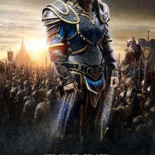 Warcraft: la nuova locandina del film