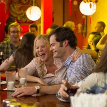 Un disastro di ragazza: Bill Hader ed Amy Schumer in una scena del film