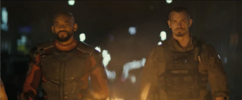 Suicide Squad: Will Smith nel primo trailer del film