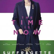 Suffragette: il poster ufficiale del film con Carey Mulligan