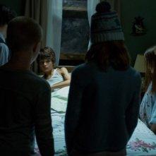 Sinister 2: una scena dell'horror di Ciaran Foy