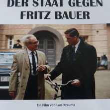 Locandina di Der Staat Gegen Fritz Bauer