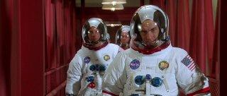 Una scena di Apollo 13