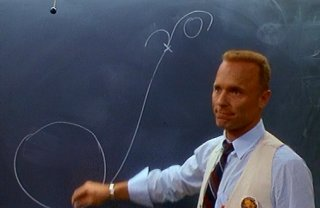 Ed Harris in Apollo 13