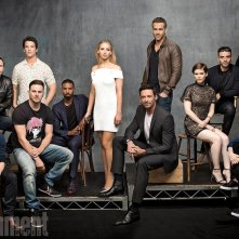 X-Men: Apocalypse, Fantastic 4, Deadpool, Gambit: le star in posa al San Diego Comic-Con