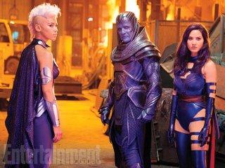 X-Men: Apocalypse: Oscar Isaac interpreta Apocalypse nel film diretto da Singer