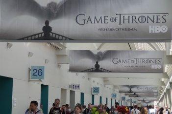 Comic-Con 2015: uno scatto dall'evento di San Diego
