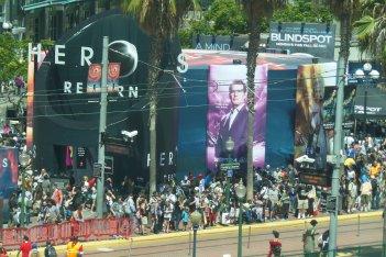 Comic-Con 2015: spazio anche per Heroes Reborn all'evento di San Diego