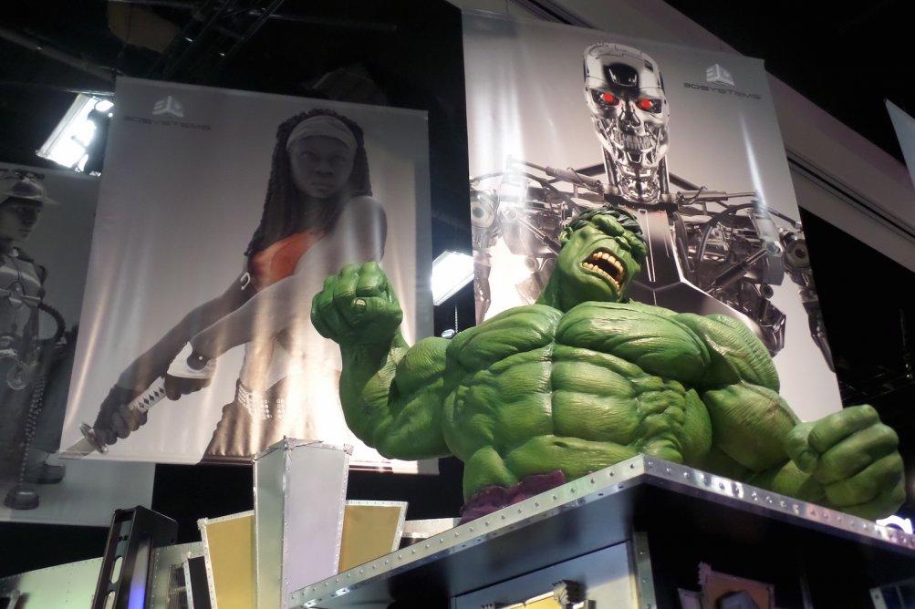 Comic-Con 2015: un mega Hulk dall'evento di San Diego