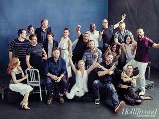 Batman v Superman: Dawn of Justice, Suicide Squad: le foto del cast al Sna Diego Comic-Con