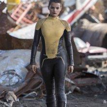 Deadpoool: Brianna Hildebrand è la mutante Teenage Negasonic Warhead