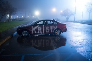 Kristy: una scena del film