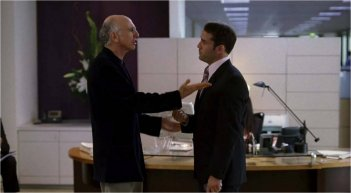Entourage: Larry David guest star della serie