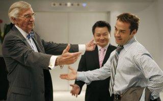 Entourage: Martin Landau guest star della serie