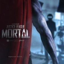Locandina di Miller's Justice League Mortal