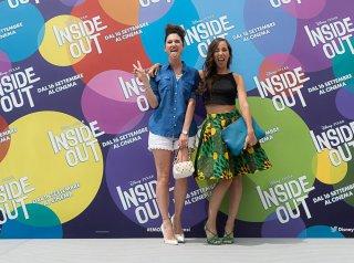 Inside Out: Lodovica Comello e Tess Masazza a Giffoni Experience per #emozionicercasi