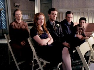 Six Feet Under: una foto del cast