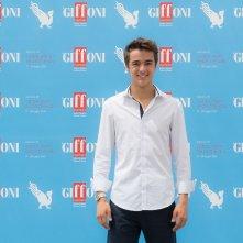 Alex & Co: il protagonista Leonardo Cecchi a Giffoni