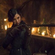 Hannibal: l'attrice Tao Okamoto interpreta Chiyo nell'episodio intitolato Secondo