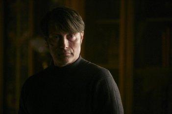 Hannibal: l'attore Mads Mikkelsen in una foto tratta da Dolce