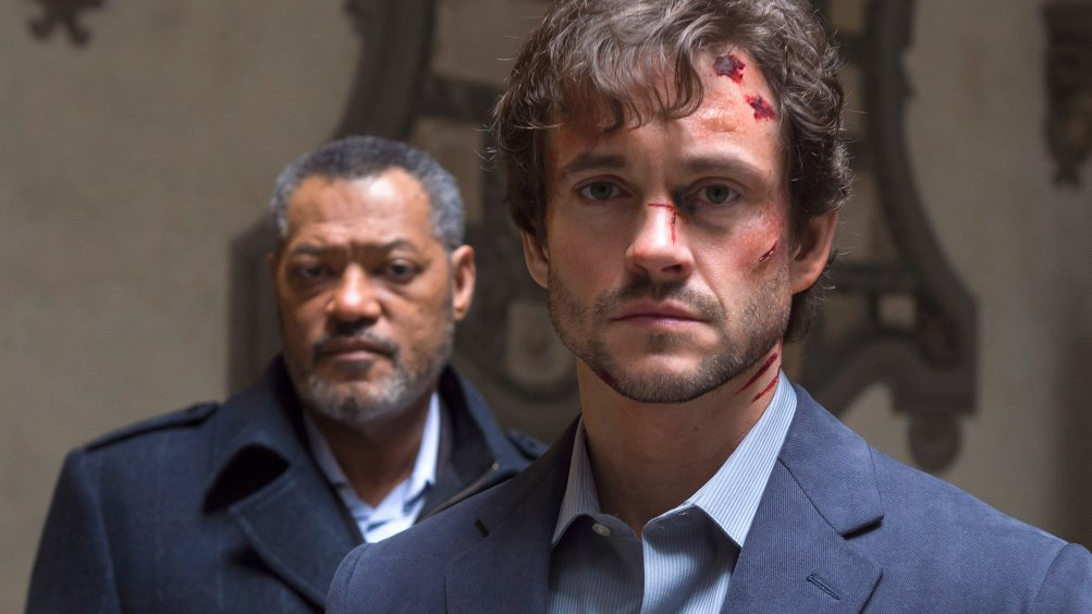 Hannibal: Laurence Fishburne e Hugh Dancy nell'episodio intitolato Dolce