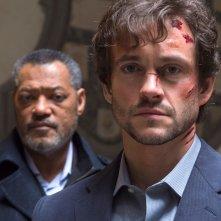 Hannibal: Laurence Fishburne e Hugh Dancy nell'episodio intitolato Dolce