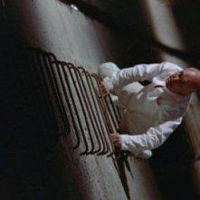 L'uomo che fuggì dal futuro: Robert Duvall in una scena