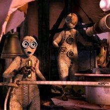 9: una scena del film