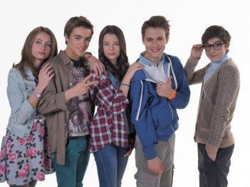 Alex & co: il cast della serie al completo