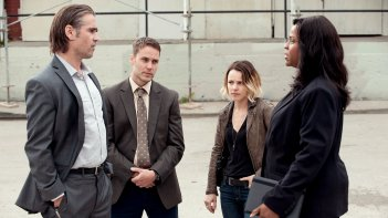 True Detective: Colin Farrell, Taylor Kitsch, Rachel McAdams e Michael Hyatt in Other Lives