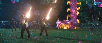 Pixels: la battaglia con Centipede