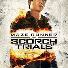 The Maze Runner: La fuga - Il character poster di Ki Hong Lee