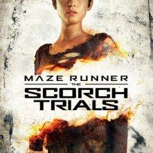 The Maze Runner: La fuga - Il character poster di Rosa Salazar