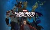 Guardiani della Galassia: il promo della serie animata Marvel