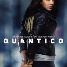Quantico: la locandina della serie