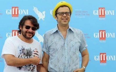 Lillo e Greg a Giffoni: 'La tv di oggi è un tritacomici'