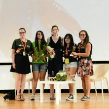 Giffoni 2015: Lauren Kate, autrice di Fallen, incontra il pubblico del festival
