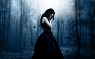 Fallen: l'immagine di copertina del libro di Lauren Kate