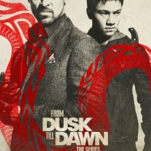 From Dusk Till Dawn: The Series, una locandina per la seconda stagione