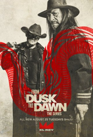 From Dusk Till Dawn: The Series, un poster per la seconda stagione