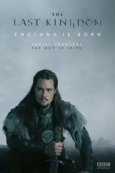 The Last Kingdom: la locandina della serie