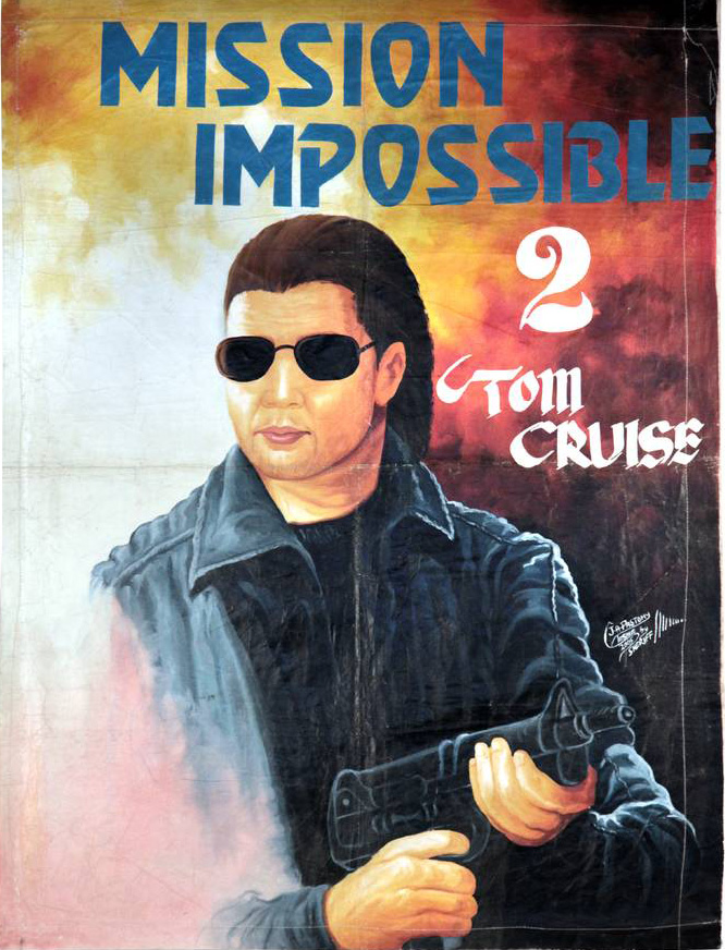 Locandine dal Ghana - mission impossible