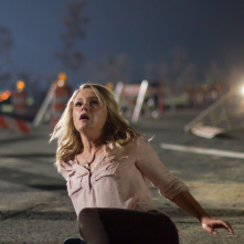 Left Behind - La profezia: Cassi Thomson in una scena del film