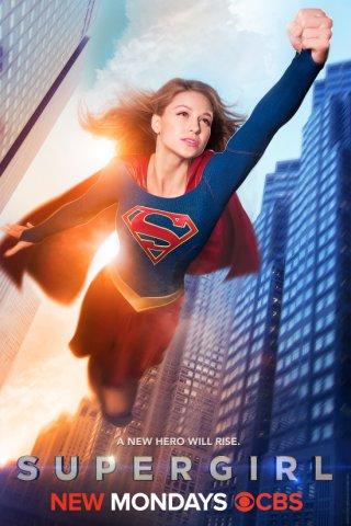 Supergirl: il poster della prima stagione