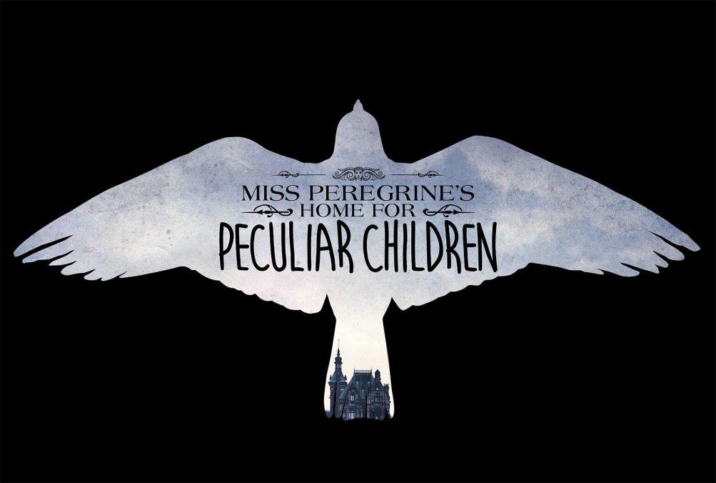 Miss Peregrine's Home for Peculiar Children - il logo ufficiale del film