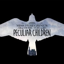 Miss Peregrine's Home for Peculiar Children - il logo ufficiale del film