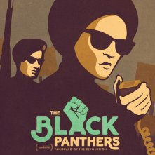 Locandina di The Black Panthers: Vanguard of the Revolution