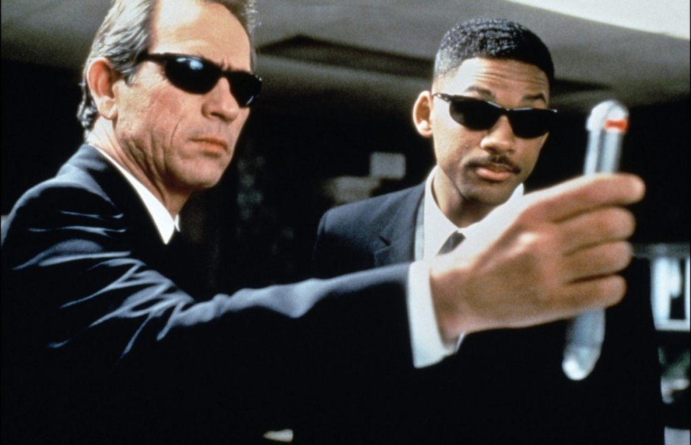 Men in Black: Will Smith e Tommy Lee Jones