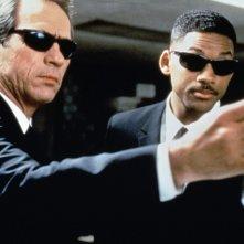 Men in Black: Will Smith e Tommy Lee Jones